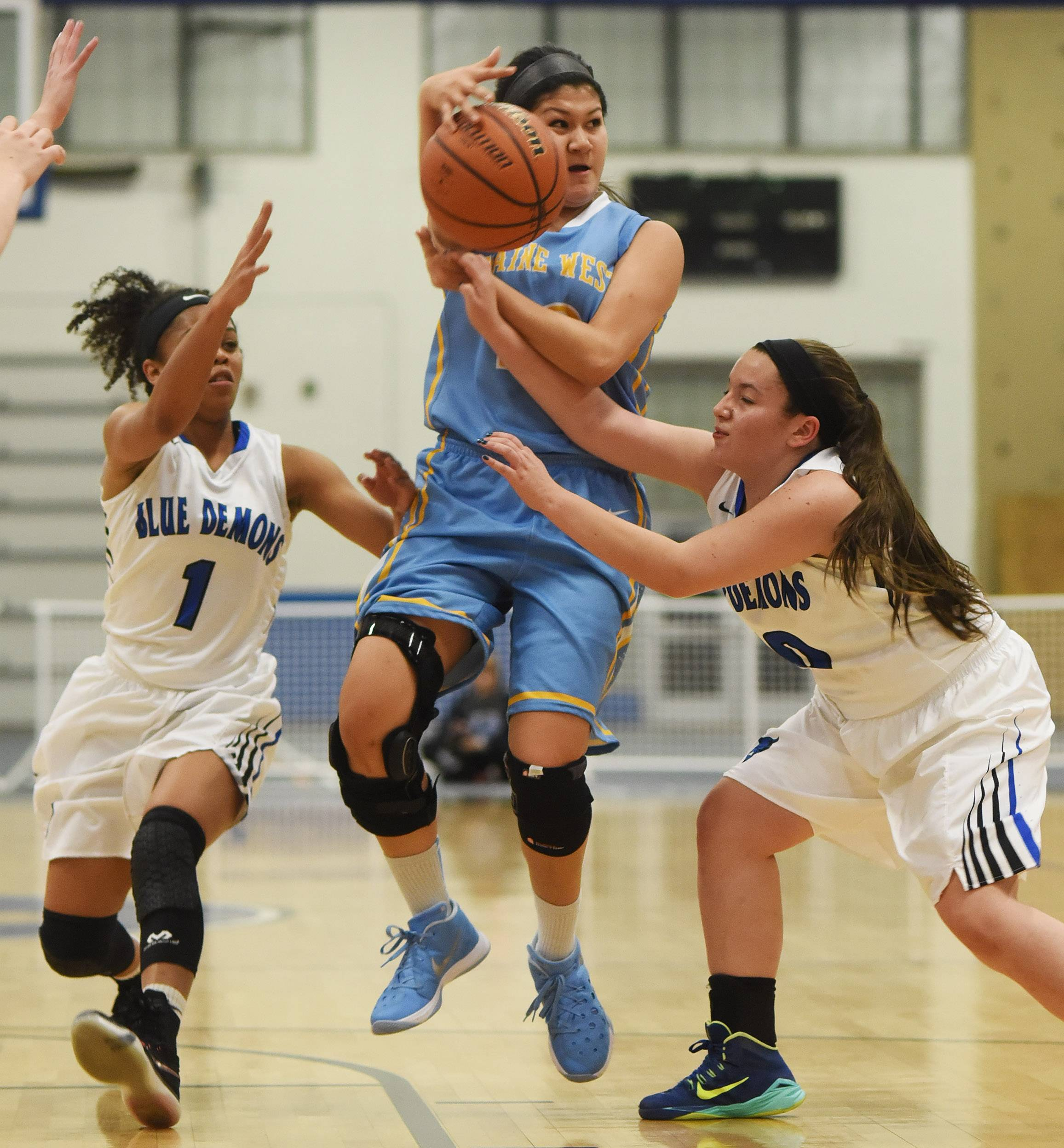 Another rally, and another Maine West victory