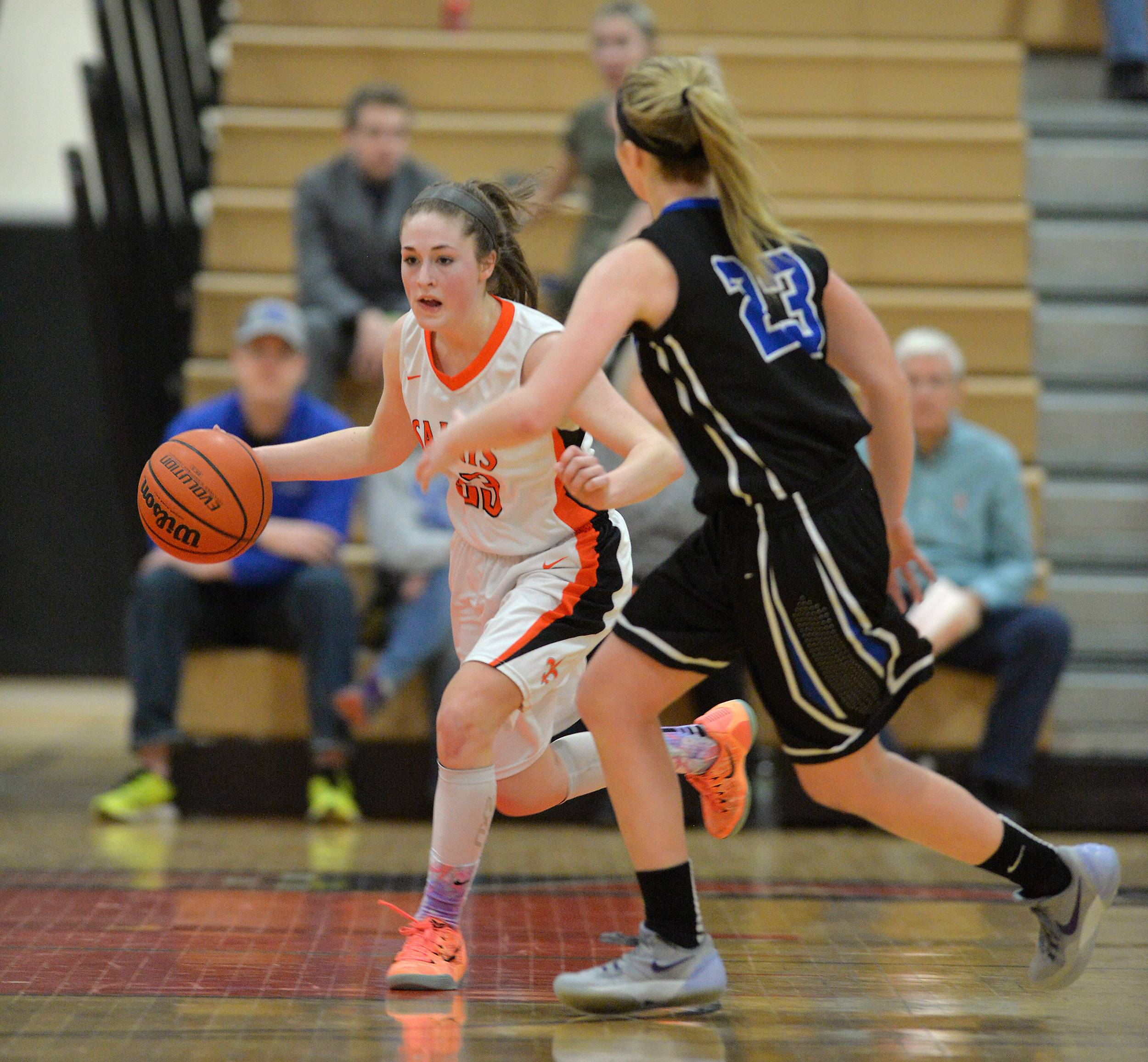 St. Charles East hangs on, tops St. Charles North