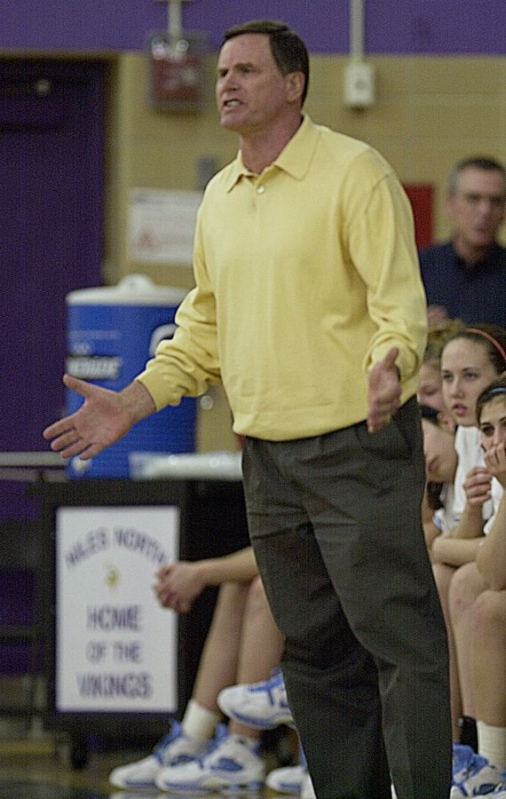 Distinguished Maine West girls basketball coach Derril Kipp has died after a battle with pancreatic cancer. A celebration of his life will be held in Maine West's gym at 2 p.m. Saturday.