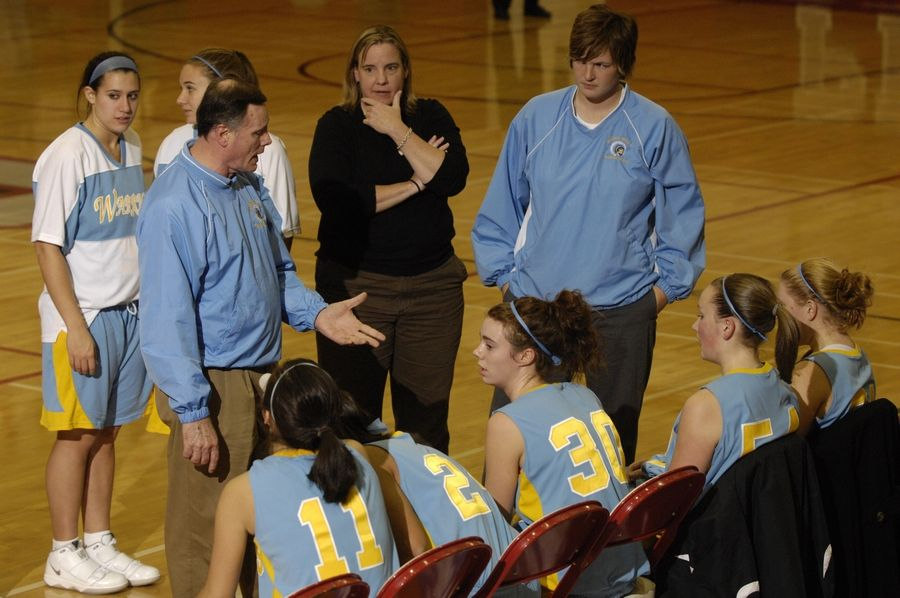 Maine West girls varsity basketball coach Derril Kipp moves closer to his 700th win in 2010 with a victory over the Pirates in Palatine.