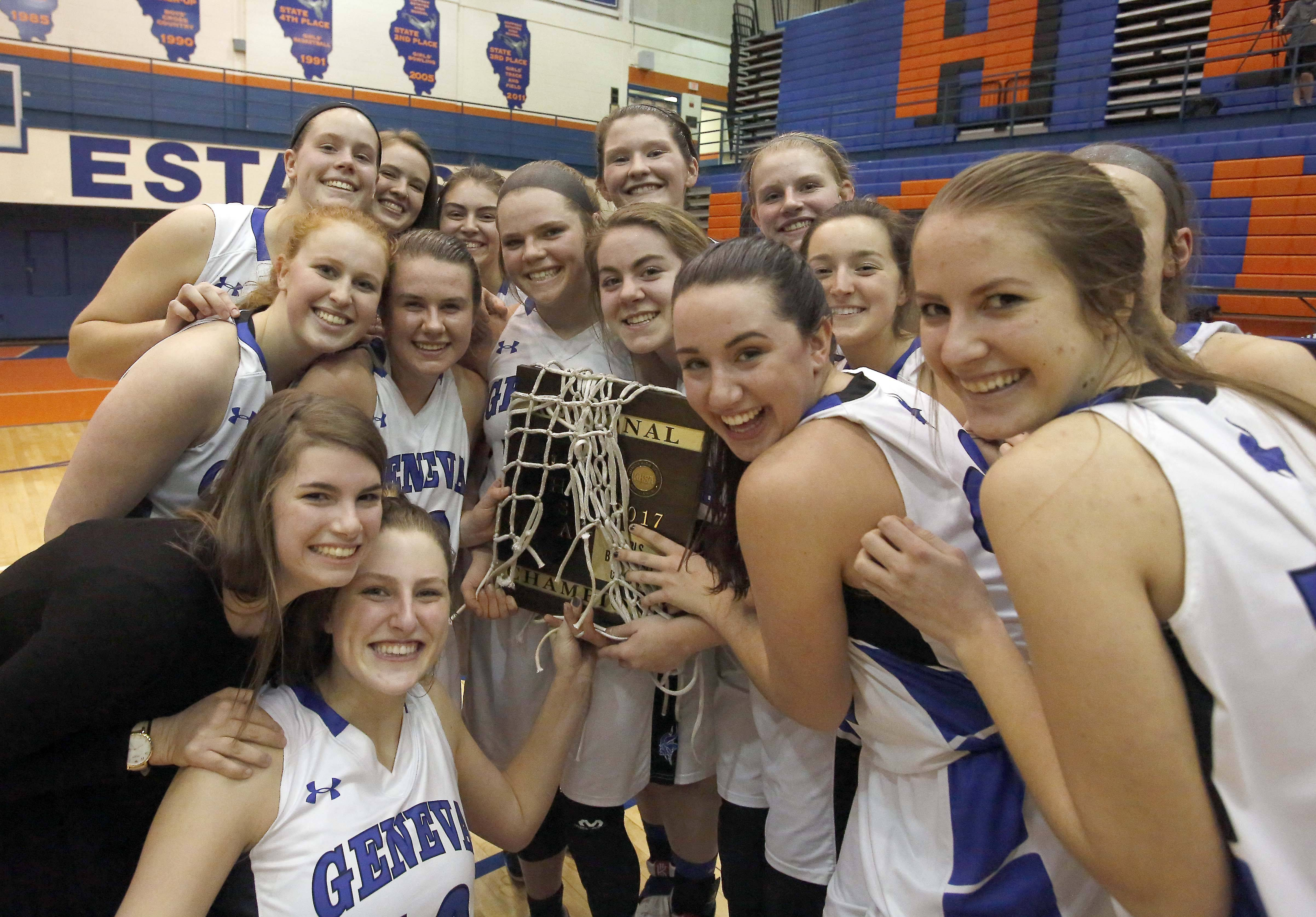 Ninth straight regional crown for Geneva
