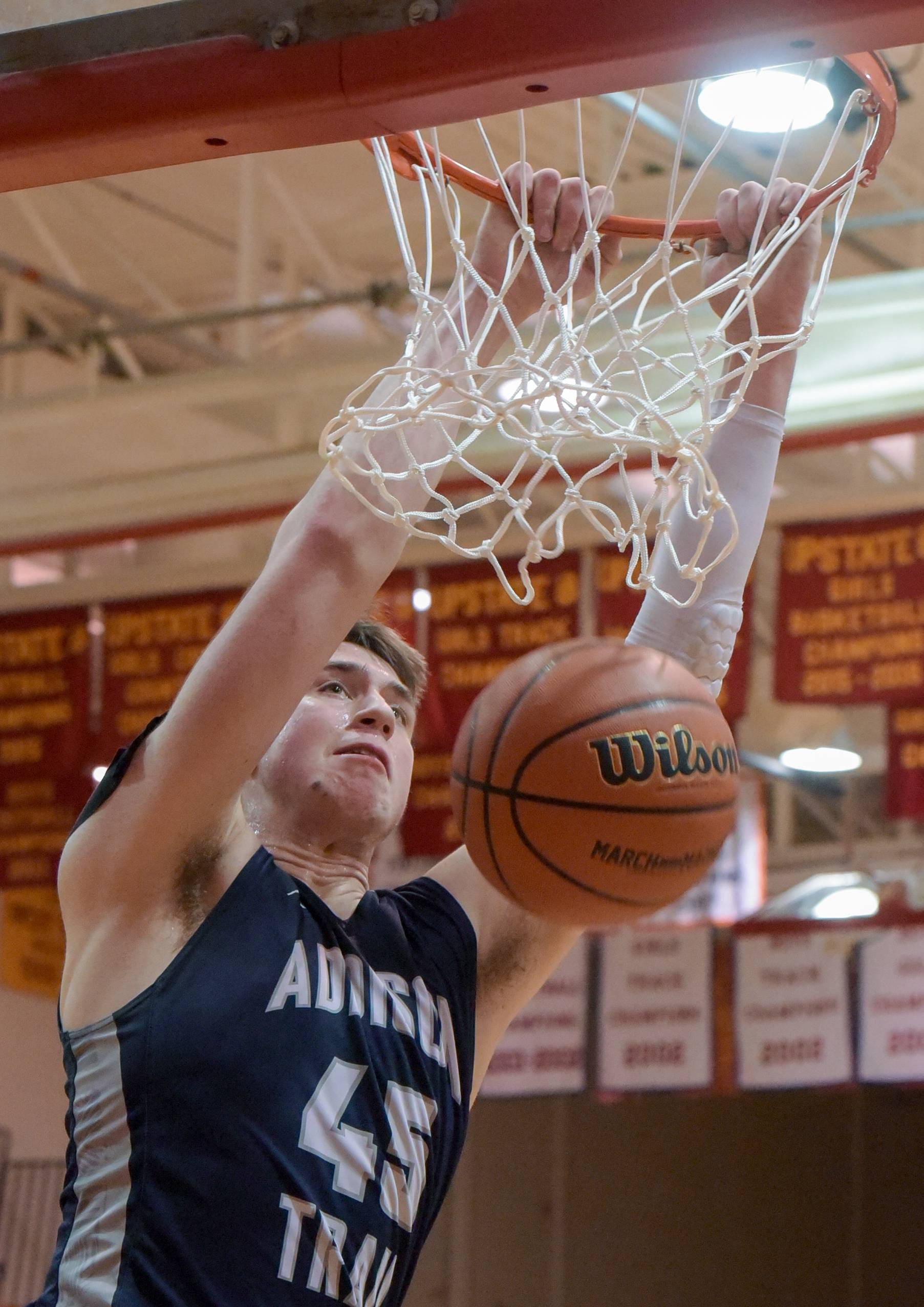 Addision Trail, led by Colton Noel, hopes to win its first regional championship since 1980 when it plays Naperville North on Friday night at Batavia.