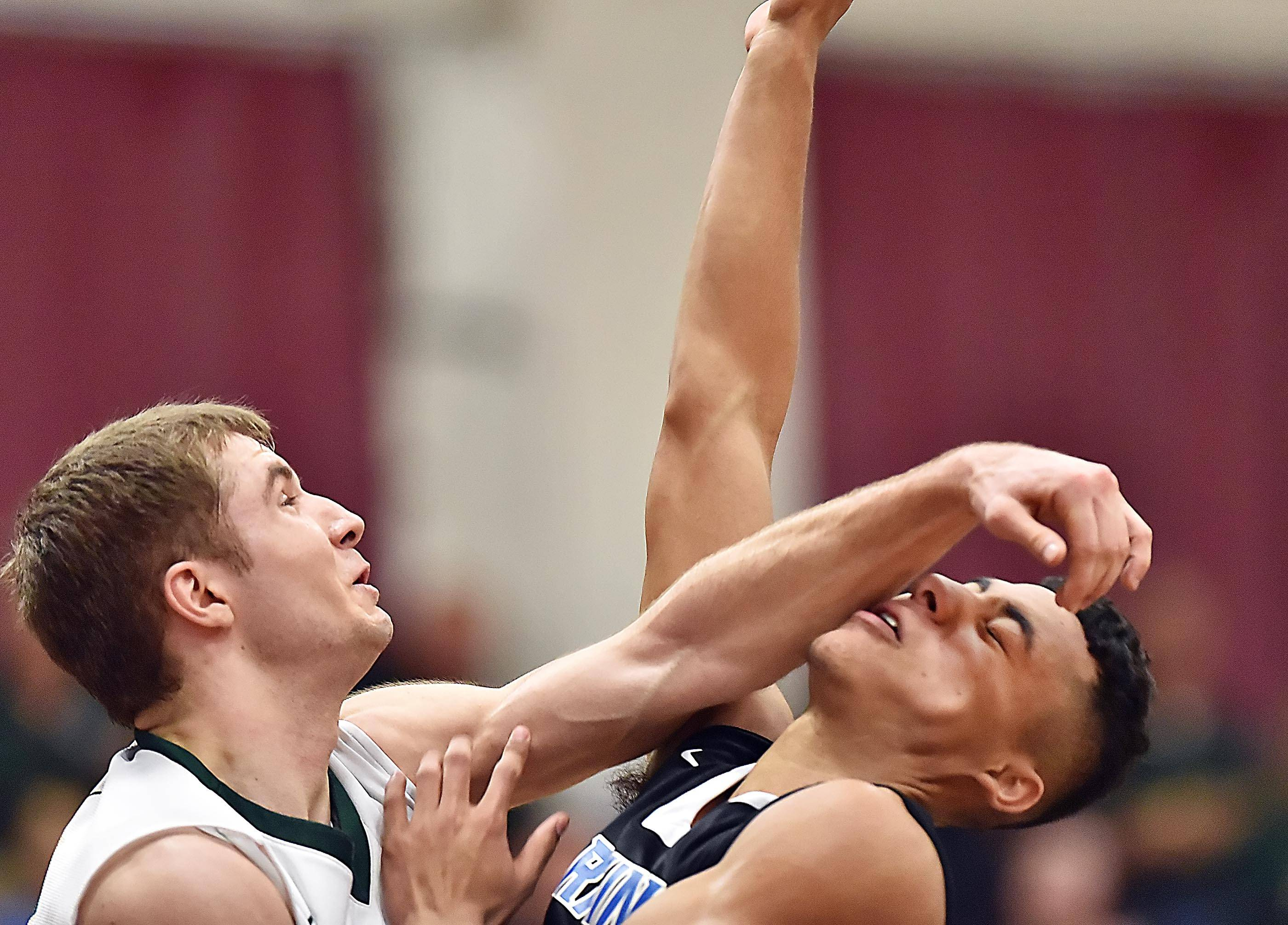 Images: Larkin vs. Rockford Boylan, boys basketball sectional semis