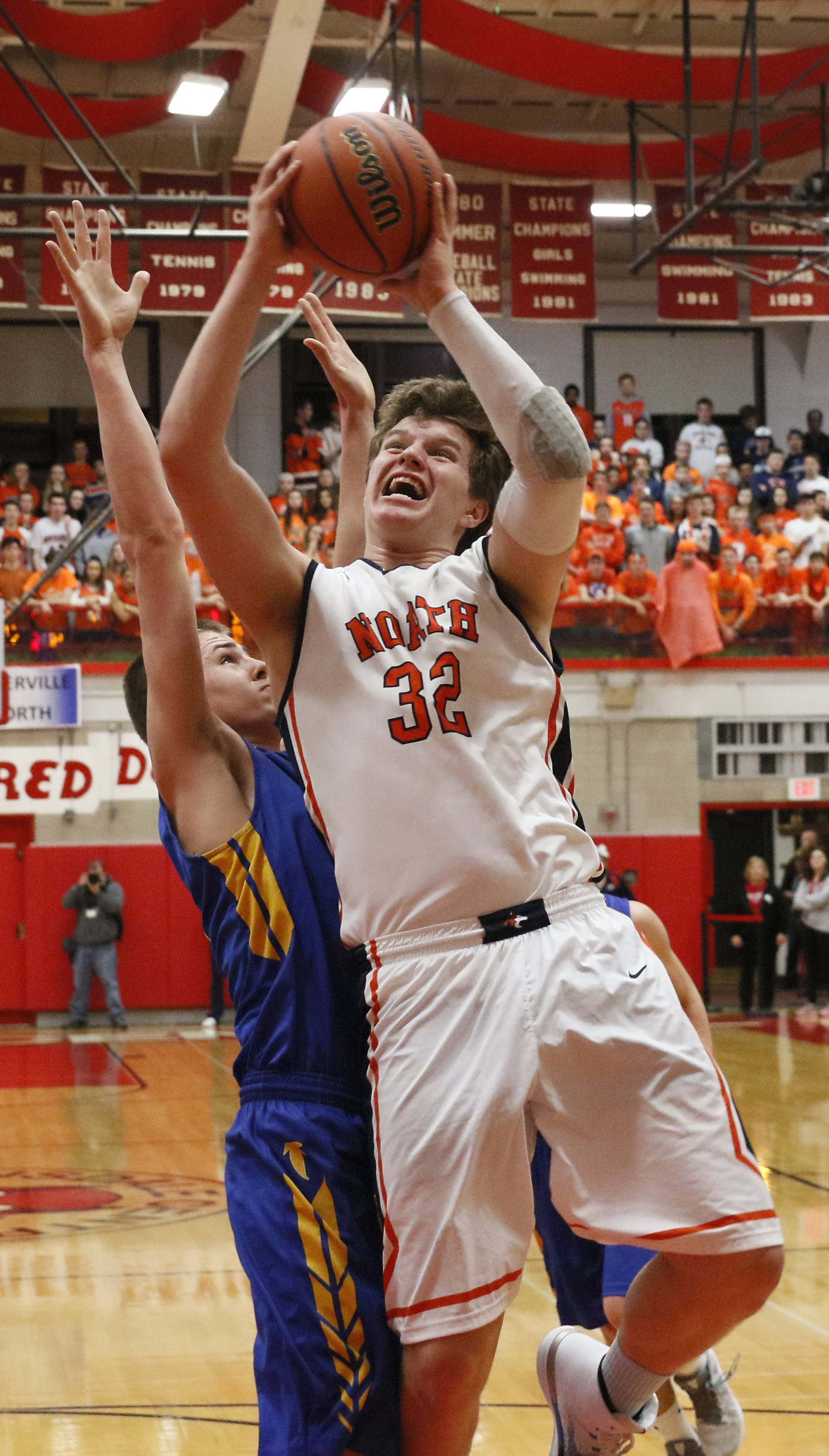 Naperville North will play Bolingbrook at the Class 4A Northern Illinois University supersectional at 7:30 p.m. Tuesday.