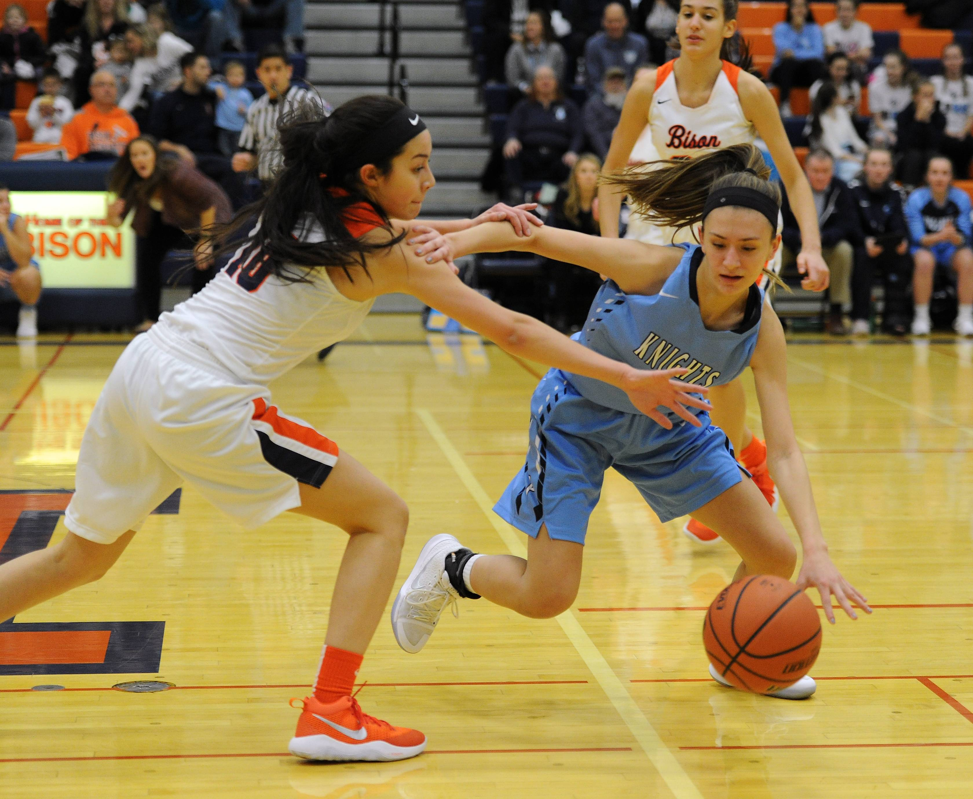 Images: Buffalo Grove vs. Prospect, girls and boys basketball