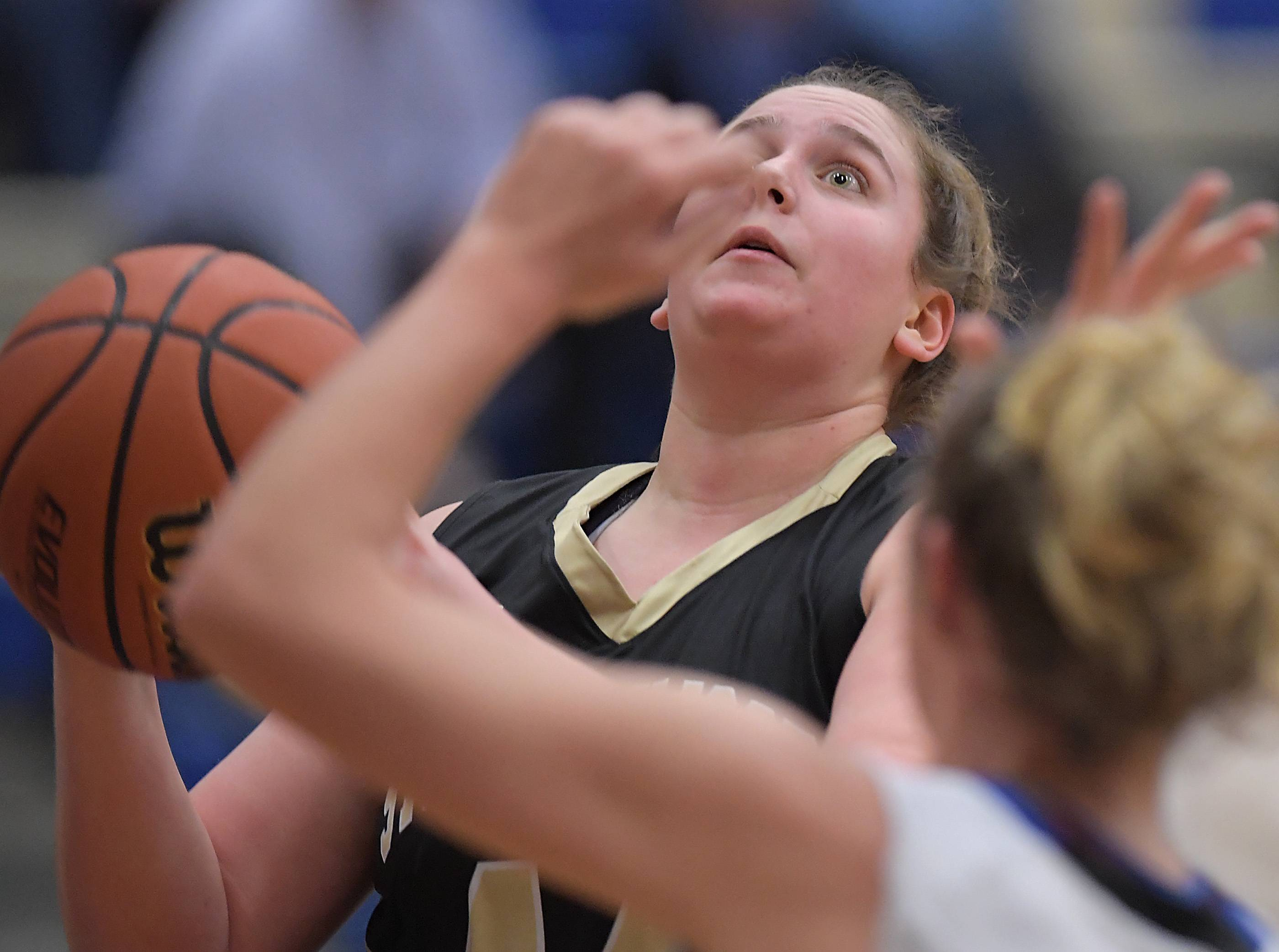 Images: Geneva vs. Streamwood, girls basketball