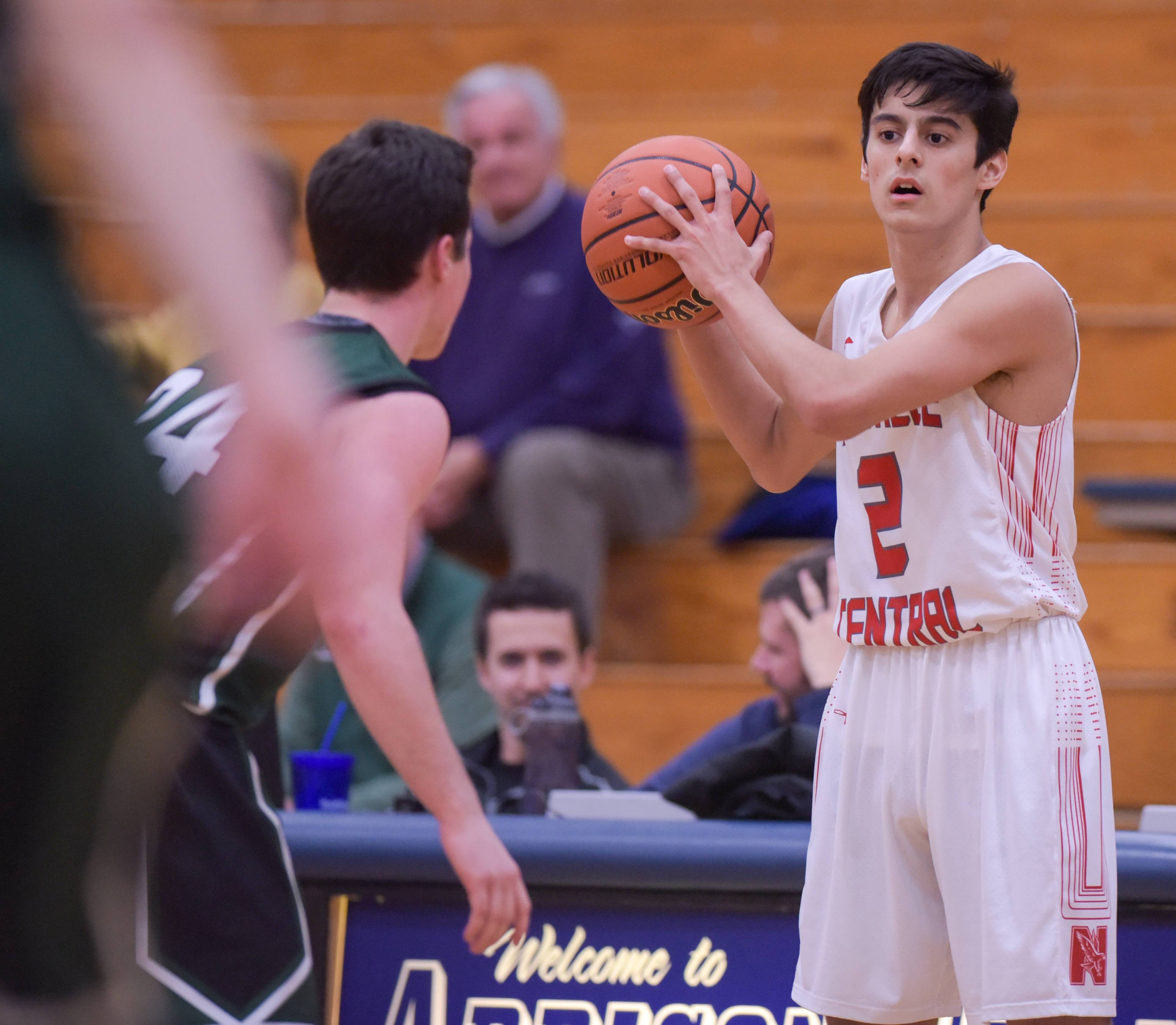 Naperville Central will be looking for another victory Friday when it faces Benet in a Class 4A boys basketball regional final at Addison Trail.