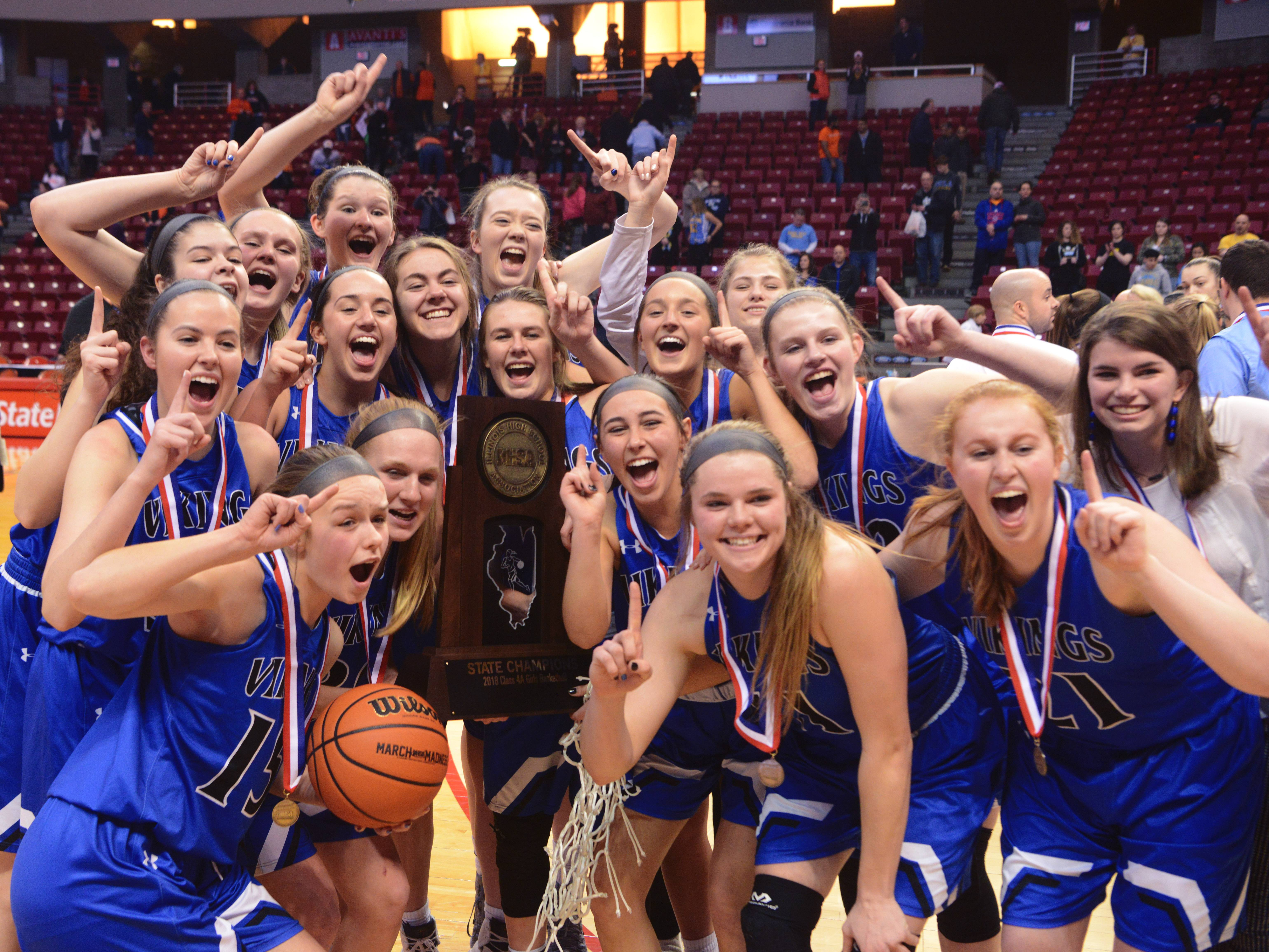 Looking back on Geneva's second straight state championship