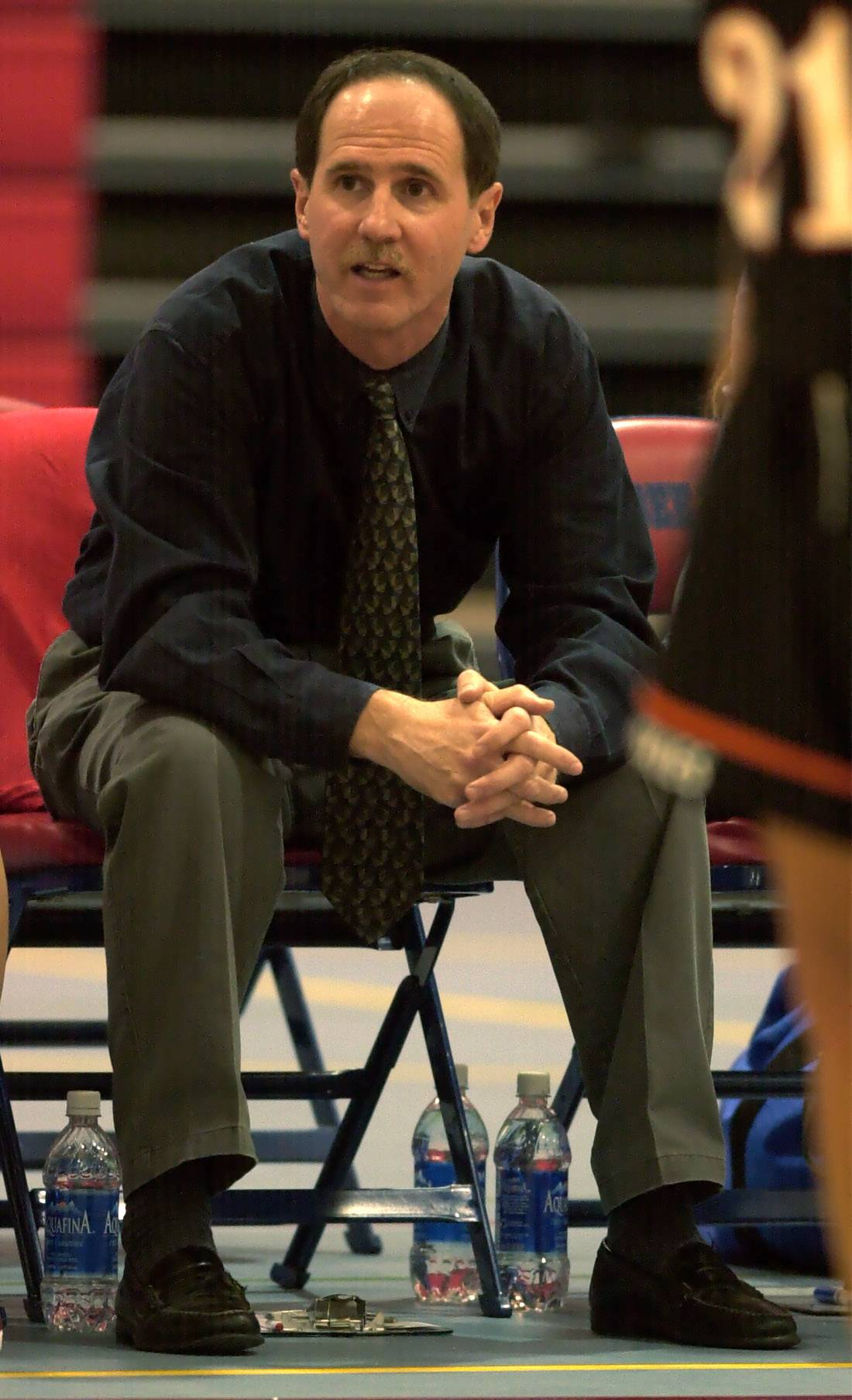 Retired Dundee-Crown girls basketball coach Joe Komaromy will coach the Chargers' girls team on May 12 when alumni from D-C and Jacobs meet in a benefit game at D-C.