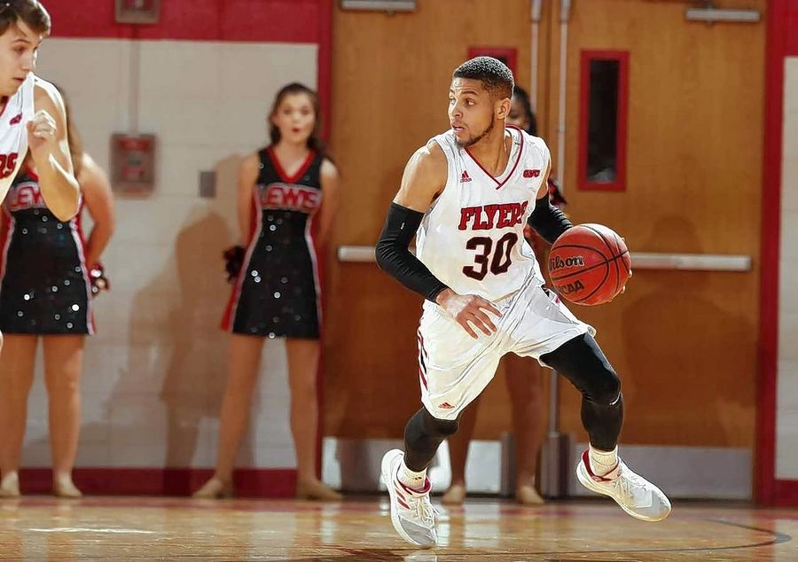 Lewis University guard Kendale McCullum, a Larkin graduate, recently was named the Great Lakes Valley Conference men's basketball player of the year and defensive player of the year.