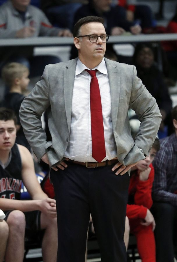 Mundelein boys basketball coach Matt Badgley and his Mustangs enjoyed their holiday tournament experience in Collinsville, where they finished in second place.