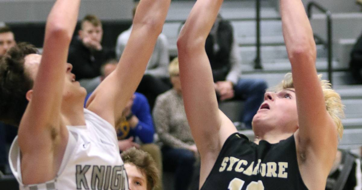 Cold shooting costs Kaneland vs. Sycamore