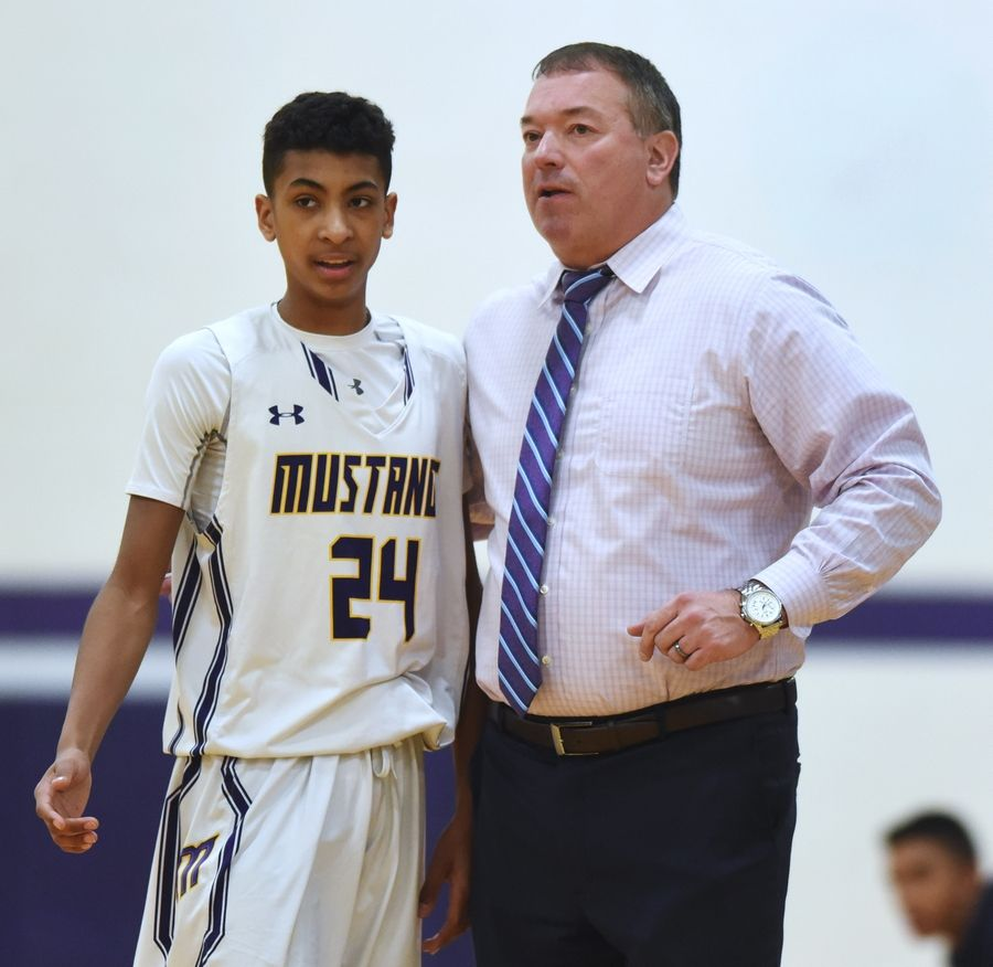 Rolling Meadows coach Kevin Katovich delivered a poignant message to his team Monday about the death of Kobe Bryant.