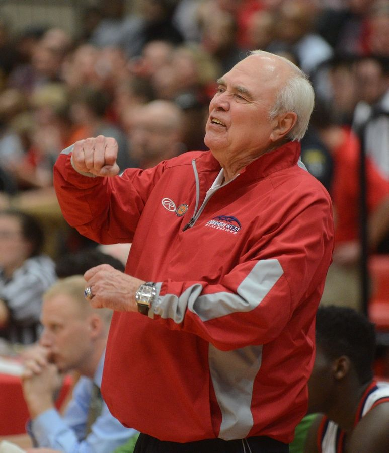 Former West Aurora boys basketball coach Gordie took the Blackhawks downstate four time since 2000, winning the Class AA state title in 2000. He retired in 2015.