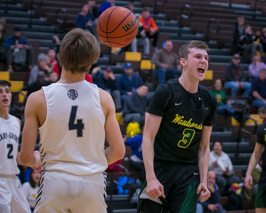 Waubonsie Valley's Ben Schwieger has attracted massive college recruiting attention in the last year.