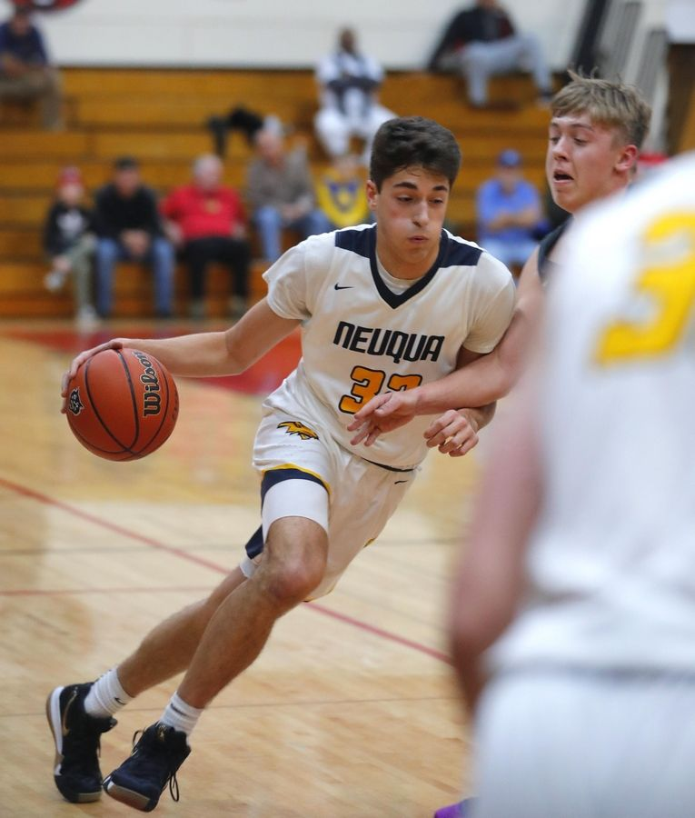 Neuqua Valley's John Poulakidas has been an impact player for the Wildcats since his freshman year.