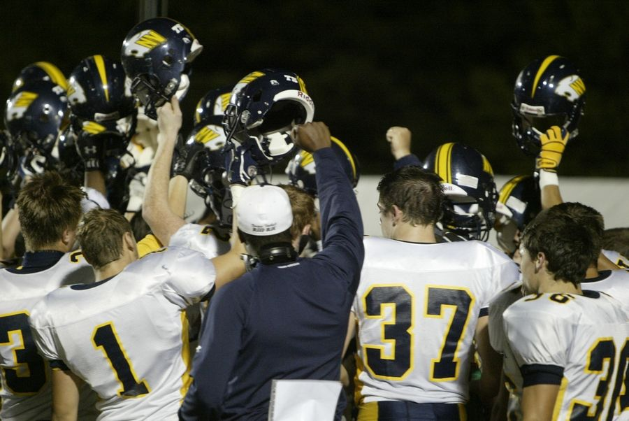 While Michigan brought back high school football Friday and other states nearby continue to play, Illinois teams like Neuqua Valley will wait until spring for their seasons.