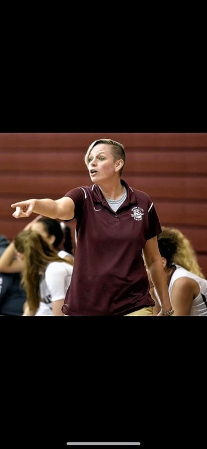 Former Hampshire and Northern Illinois University standout Stephanie Smith is now the head girls basketball coach at Braden River High School in Bradenton, Fla.