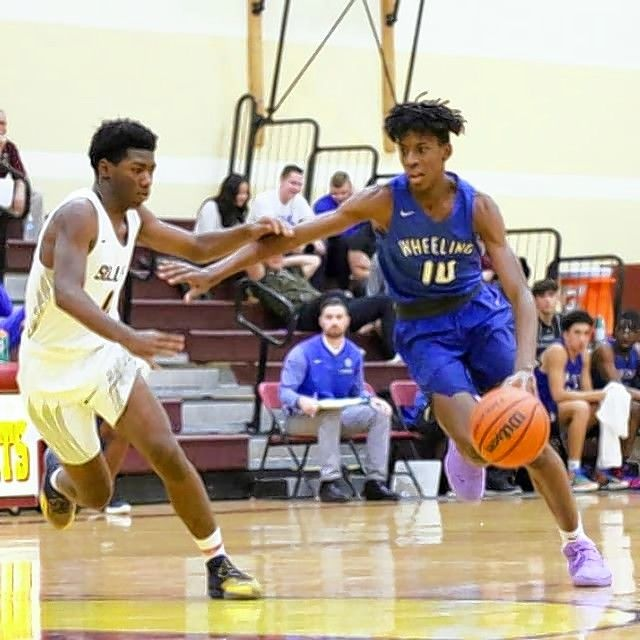The ripple effects of COVID-19 on college recruiting have swept up Wheeling basketball star Jaden Terrell, but he vows to keep working and stay focused on his future.