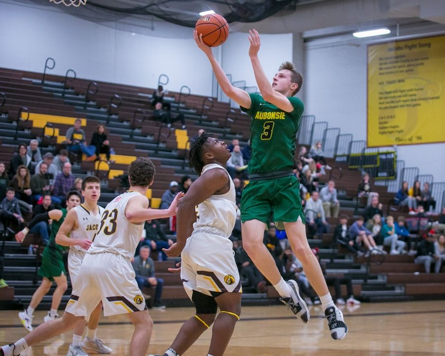 Waubonsie Valley's Ben Schwieger will play next year at Loyola.